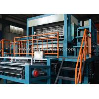 Buy cheap 8 Sides Rotary Reclying Paper Pulp Molding Machine Egg Tray Making , CE & product