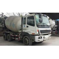 Buy cheap 2008 8m3 2hand Isuzu concrete mixer   Truck,Isuzu Concrete Mixer,China Concrete mound truck mixer from wholesalers