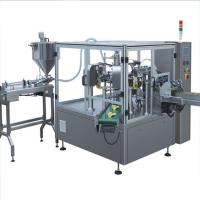 Buy cheap Hygienic standard filling machine soya milk packaging machine from wholesalers