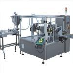 Buy cheap Servo motor oil packaging machine salad jam filling machine from wholesalers