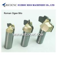 Buy cheap Roman Ogee Router Bits for CNC Router Shaper Ogee Door Profiles from wholesalers