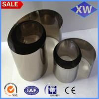 Buy cheap Gr1/Gr4 astm f136 titanium foil for sale of high quality from wholesalers