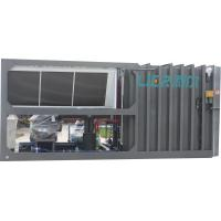 Buy cheap Fast Cooling Water Chiller Plant For Vegetables / Fruit 220V-600V/3P from wholesalers