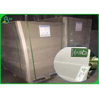 Buy cheap High Density Grey Chipboard Sheets 300gsm - 2600gsm 70*100cm Size SGS Approved from wholesalers