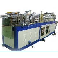 Buy cheap 2.25 KW Rotary Pleating Machine Air Filter Making Machine with Marker from wholesalers