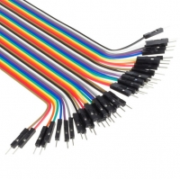 Buy cheap 15cm 40 Pin Male To Female Solderless Dupont Jumper Wires from wholesalers