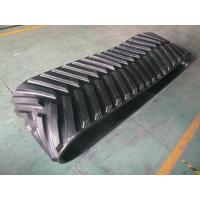 Buy cheap Case STX Quadrac Agricultural Rubber Tracks 6400.8mm Length Low Ground Pressure from wholesalers
