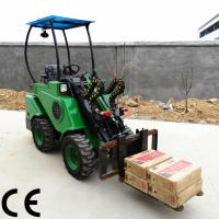Buy cheap Forklift DY620 multifunction mini telescopic forklift machine for sale product