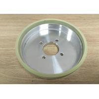 Buy cheap Customized Vitrified Bond Diamond Grinding Wheels For Hard Alloy Hypotenuse product