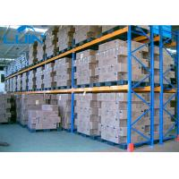 Buy cheap Double Deep Industrial Storage Rack Corrosion Protection Anti Rust from wholesalers
