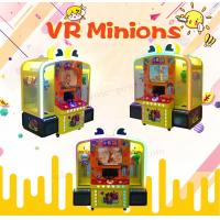 Buy cheap Theme Park Virtual Reality Simulator Children Playing Station Immersive VR Games Machine from wholesalers