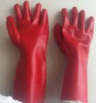 Industiral working pvc gloves