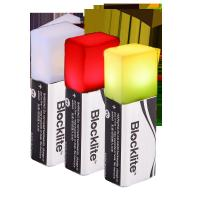 Warm Color LED Night Light , Decorative Battery Operated Night Light 30 - 35mA Input Current