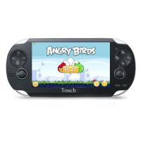 Buy cheap 4.3inch 4GB TFT Touch Screen MP5 Player with Camera / DV Function BT-P511 from wholesalers