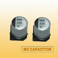 Buy cheap 10V 3300uf Capacitor,SMD Aluminum Electrolytic from wholesalers