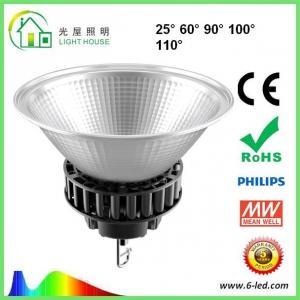 Buy cheap IP54 Commercial Led High Bay Lighting / CE Standard Led Highbay Lamp Super Brightness product