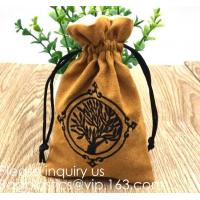 Buy cheap Black Velveteen Sack Pouch Bags for Jewelry, Gifts, Event Supplies,cell phones, small electronics or used at pencils pou from wholesalers