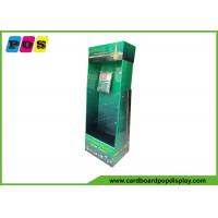 Buy cheap Supermarket Promotion Cardboard Product Display Stands For Table Cloth HD026 from wholesalers