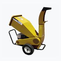 Buy cheap Adjustable 13HP Industrial Wood Shredder Gardening Machines Horizontal Wood Chipper from wholesalers