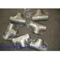 Buy cheap WP304 316 304 316L BW Red Stainless Steel Tee Nickel Alloy Steel WP347 from wholesalers