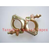 Buy cheap Scaffolding Coupler - Japaness Type Swivel Clamp product