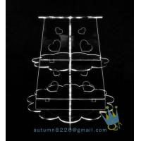 Buy cheap CD (46) 3-layer cake stand from wholesalers