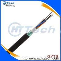 Buy cheap Steel Tape Layer Loose Tube Outdoor Fiber Optic Cable GYTS from wholesalers