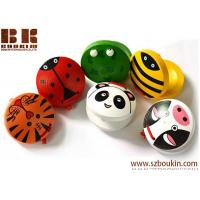 Buy cheap Kids toys children teaching wooden percussion instrument hand clap castanets toy from wholesalers