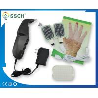 Buy cheap Black Sub Health Analyzer With Electrode Heating Pads Probes For Acupuncture Stimulation from wholesalers