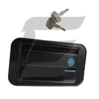 Buy cheap 71N6-03390 Electric Excavator Parts R140W-7 R210LC-7 CAB Handle Assy product