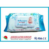 Buy cheap Skin Care Baby Wet Wipes Natural Expert Soft Comfortable Moisturizer With Lid from wholesalers