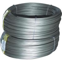 "Buy cheap 3/8"" Galvanized Steel wire strand ASTM A475 from wholesalers"