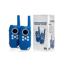 Buy cheap Mini Two Way Walkie Talkie Toy Handheld AAA Battery Capacity For 3-12 Years Kids from wholesalers