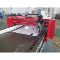 Buy cheap CNC V-Grooving Machine for Aluminum plate industry , sheet metal Notching Machine from wholesalers