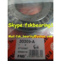 Buy cheap Seperable Adjusted FAG 30309 J2/Q Tapered Roller Bearings for Auto Spare Parts from wholesalers