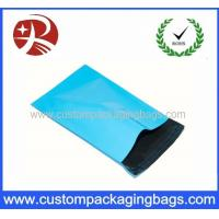 Buy cheap Baby Blue Plastic Inflatable Packaging Blue Polythene Postal Mailing Bag from wholesalers