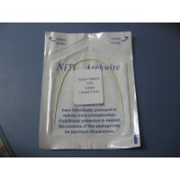 Buy cheap dental orthodontic coated colorizedr niti archwire from wholesalers