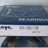 Buy cheap KOYO Deep groove ball bearing 63/28 C3 original non-standard bearing motorcycle bearing 25*62*24mm from wholesalers