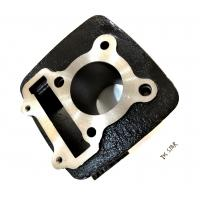 Buy cheap Iron Black Color Motorcycle Block Engine Parts TVS STAR High Performance from wholesalers