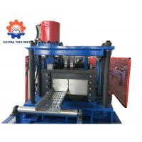 Buy cheap CE Perforated Cable Tray Roll Forming Equipment product