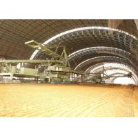 Buy cheap Cold-Formed Steel Pipe Truss , Corrosion Resistant For High Rise from wholesalers