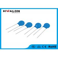 Buy cheap Epoxy Coating 20mm Mov Electrical Device With Leaded / Mov Resistor Surge Lighting Protect from wholesalers