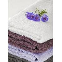 Buy cheap 100% cotton terry soft and comfortable towel set from wholesalers