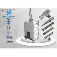Buy cheap CO2 Fractional Laser Treatment Machine For Acne Scars / Stretch Marks Removal from wholesalers