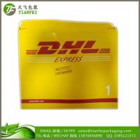 Buy cheap (FREE DESIGN) 350x270mm DHL Packing List Envelope, Paper Courier Bags, Mailing Bag from wholesalers