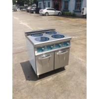 Buy cheap Stainless Steel Commercial Induction Cooker , 4 Burner Induction Countertop Stove from wholesalers