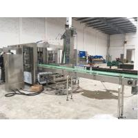 Buy cheap 380V / 50HZ Water Production Line Large Capacity product