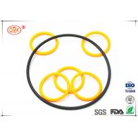 Buy cheap Buna O Rings Yellow Fuel And Oil Resistant  Abrasion Resistance For Automotive from wholesalers
