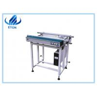Buy cheap 0.6 M Double Rail Inspection Belt Conveyor Two Sensors One Section Of Control product