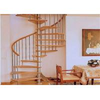 Buy cheap external white metal Spiral Stairs /hot galvanizated steel spiral staircase from wholesalers